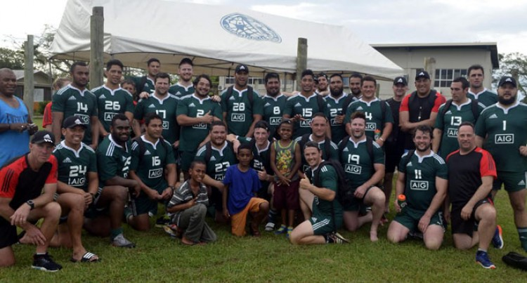 Heartland Fijians Ready To Rumble