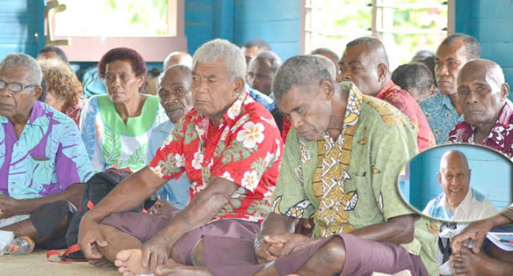 Wailevu District Pledged Support To Govt's Vision