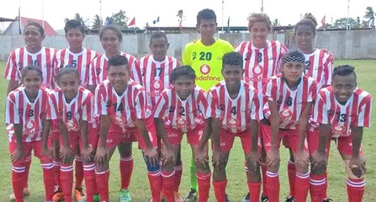 Labasa Women Footballers Continue To Shine