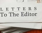 Letters To The Editor, 26th November 2016