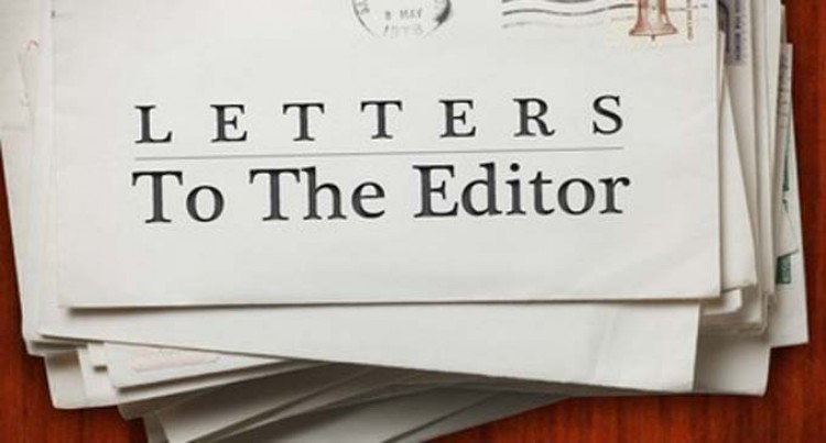 Letters To The Editor, October 14, 2018