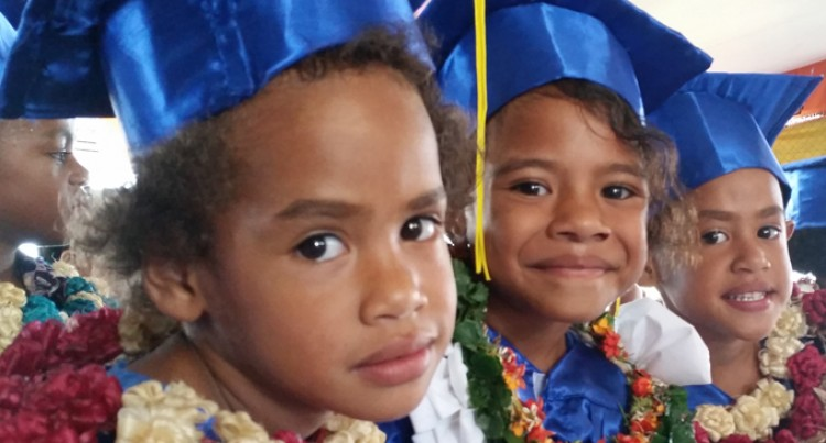 21 Graduate From Lovu Hart Kindergarten