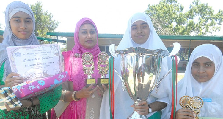 Dux Nisha Credits Parents, Teachers