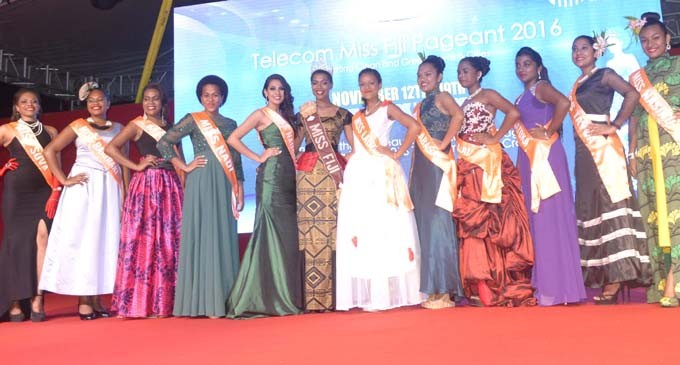 Miss Suva Up For The Challenge