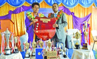 Muaniweni College Dux Milika  Dedicates Success To Late Mother