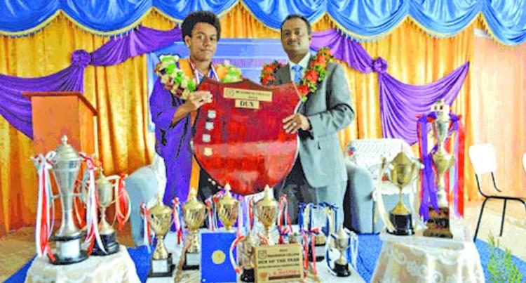 Muaniweni College Dux Milika  Dedicates Success To Late Mother