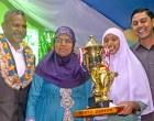 Dux Shaheena Makes Grandma Proud