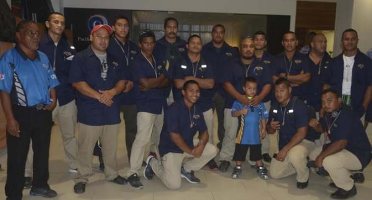 Nauru Challenge 'Rio Gold Medallists'