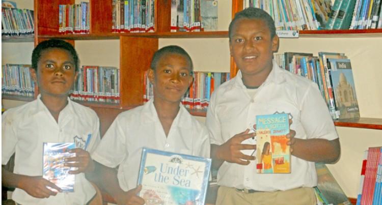 Tablet Initiative Works Wonders, Says Nadi Head Teacher