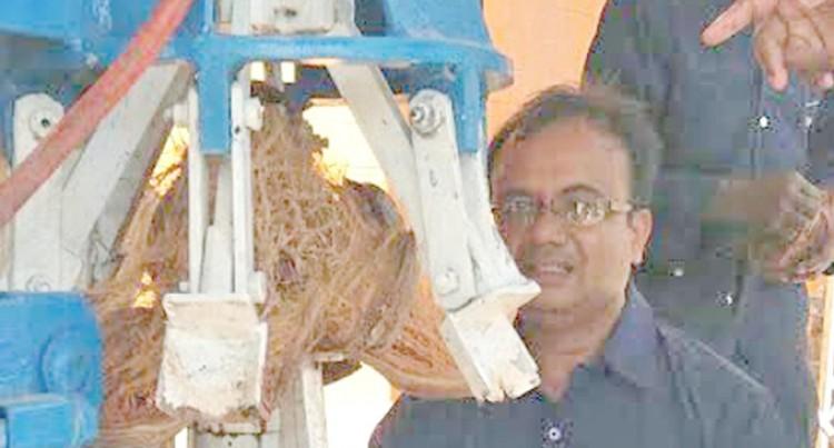 Copra Millers Install $250,000 Virgin Coconut Oil Machine