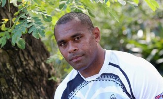 Qera Happy With Fijian Bonding