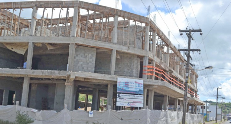 Galaxy Plaza in Labasa To Open By March, 2017