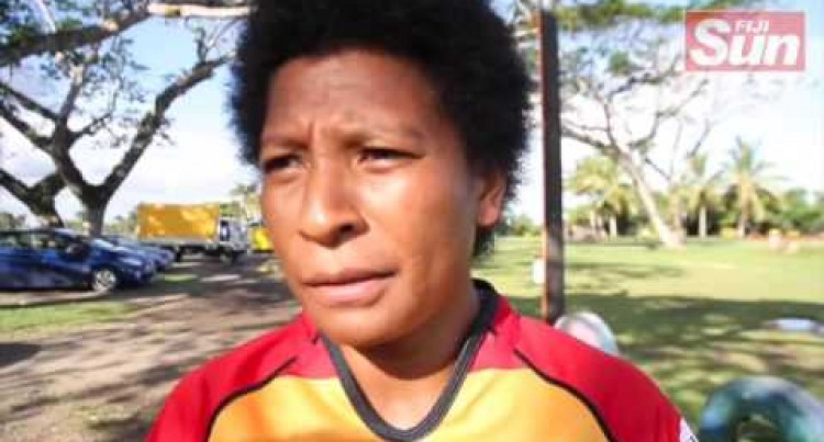 PNG Captain , Margaret Naua