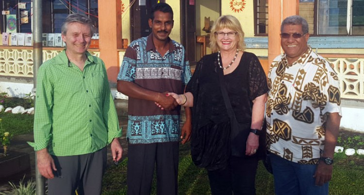 Red Cross New Zealand,  Fiji To Rebuild School