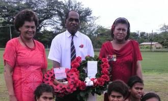 'Fallen Comrades Won't Be Forgotten'