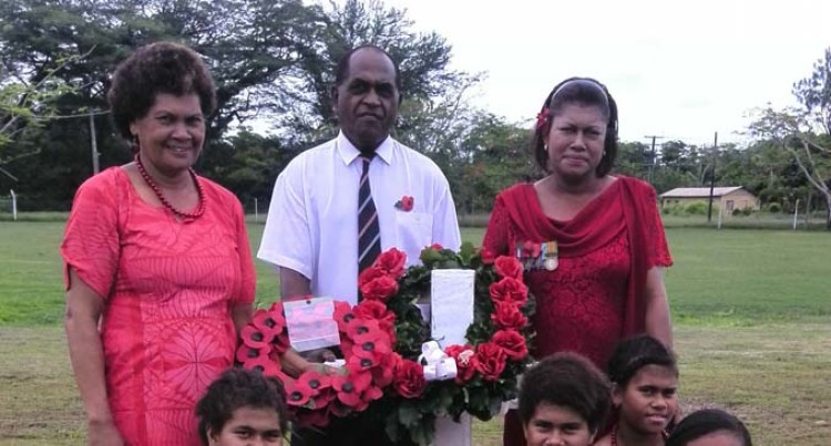 'Fallen Comrades Won't Be Forgotten'