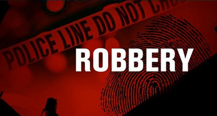 Four Men Charged With Robbery