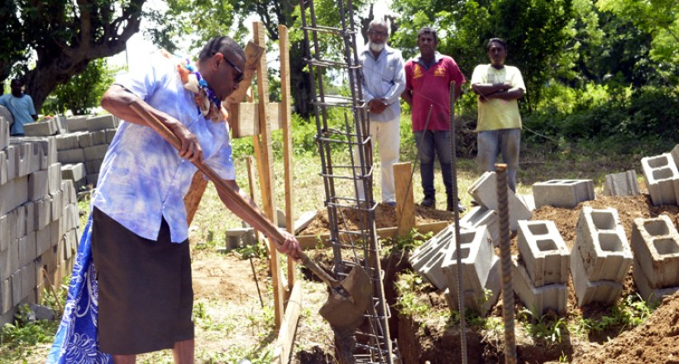 Village Does Its Bit For Government's Plan
