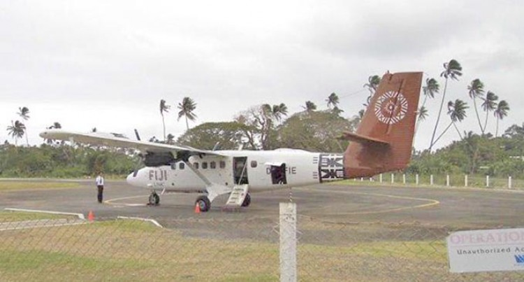 Aerial Survey Continues For New Airport Site In Vanua Levu