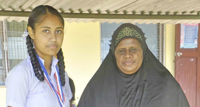 Farhana Is First In Family To Be Dux