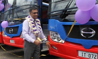 Shore Buses Invests $1 Million In Five New Indonesian Buses