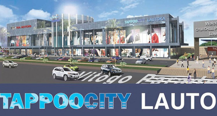 Tappoo City Lautoka To Open Q1 Next Year