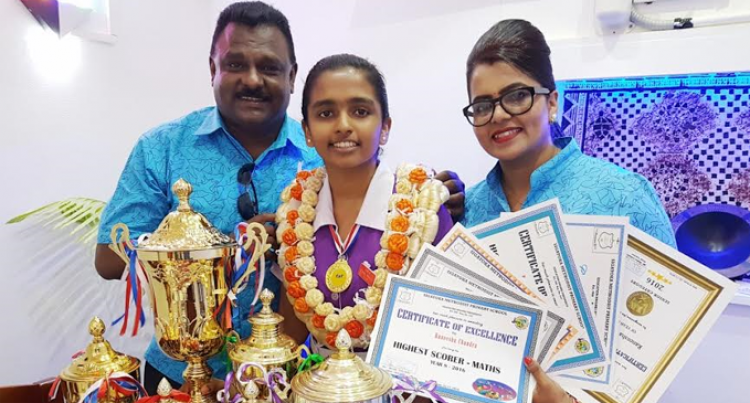 Raneesha Ends Primary Years On A High Note