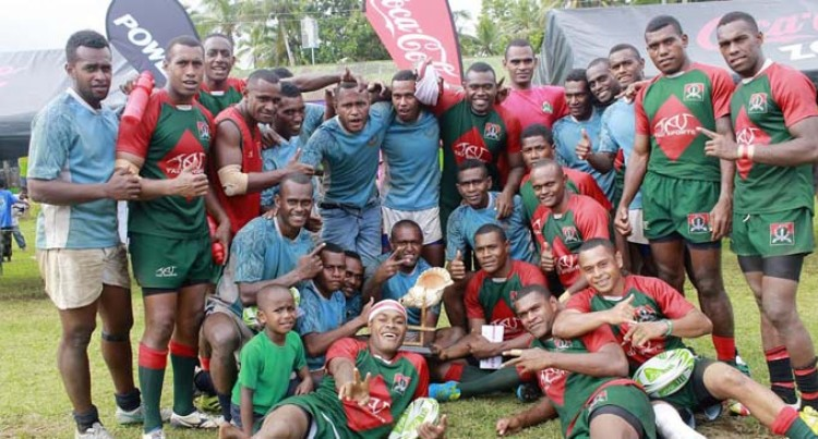 Red Diamond Crowned Vutia 7s Champs