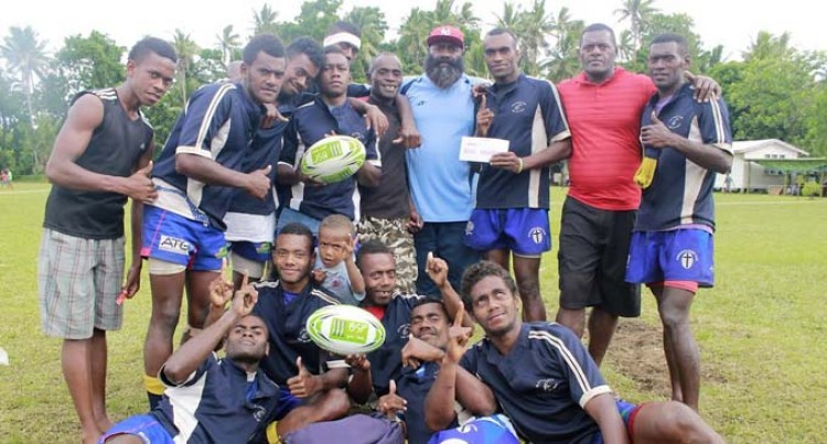 Namosi Club Hoist Bowl Title