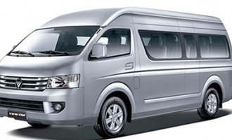Seater High Roof Van, People Mover