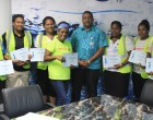 TFL Staff Graduate As Water Champions