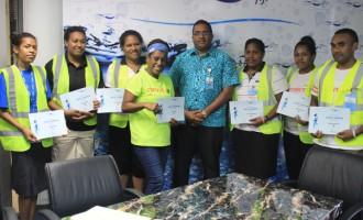 TFL Staff Graduate As Water Champions
