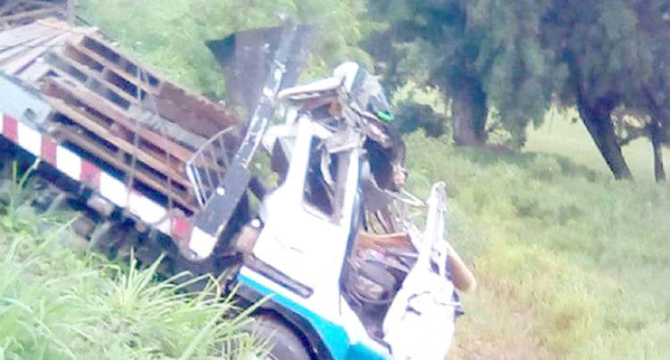 Overspeeding At Bend Causes Residents' Fear