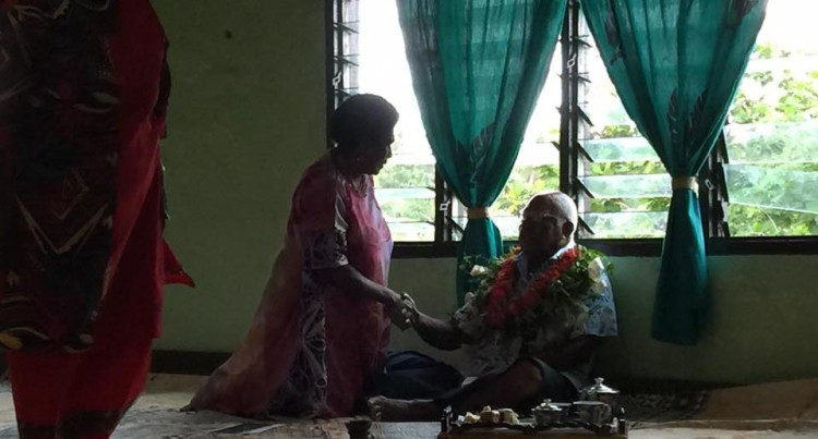 Rabuka Meets Supporters Within Nasinu Constituency