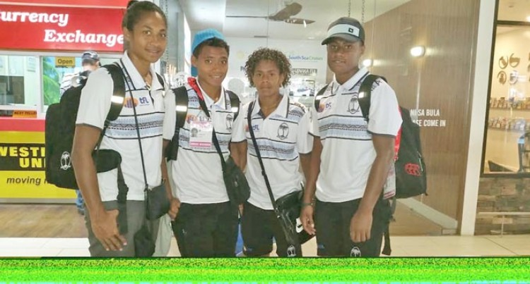 Seven-Day Break For Fijiana