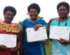 Naitini, 54, Tells Of First Graduation