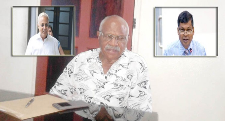 Co-operation Not Coalition, Rabuka Says