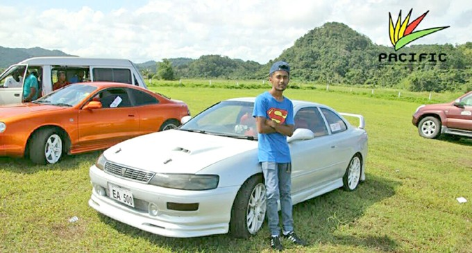 Singh Gears Up For The Biggest Drag Race