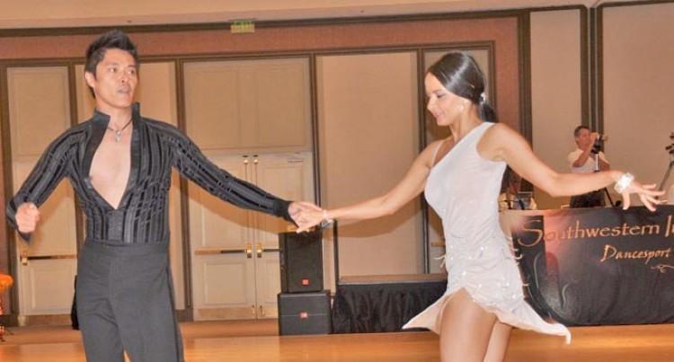 Africa's Famous Sokkie Dance