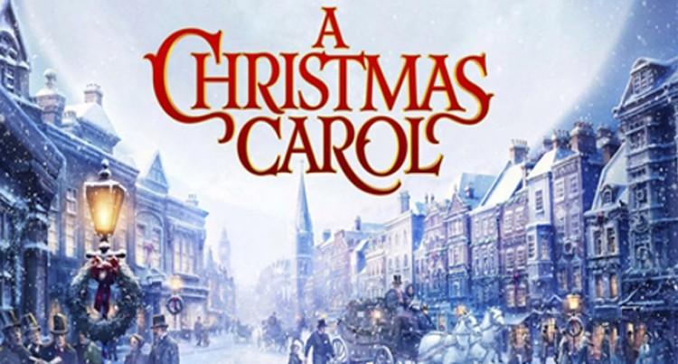 A Christmas Carol:  A Ghost Story?