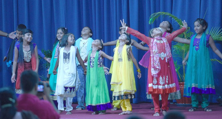Kids, Youths Perform For Christ