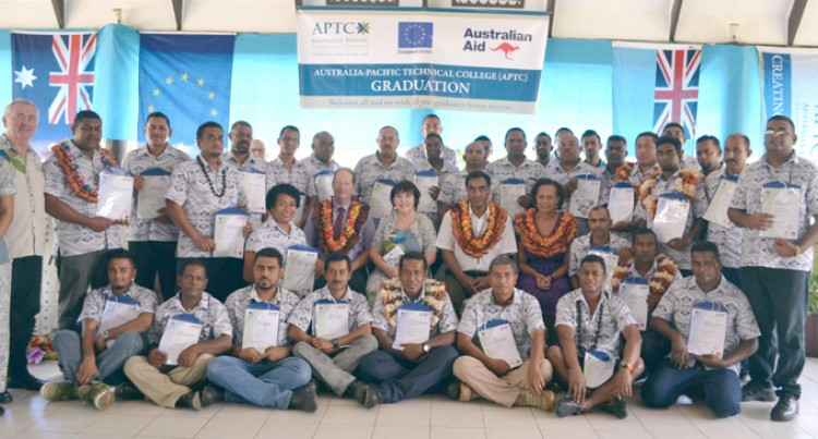 37 FSC Employees Graduate  Australian Recognised Courses