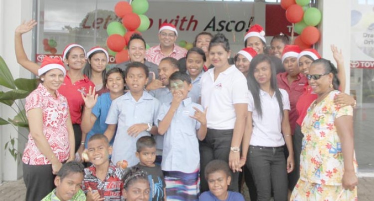 Give Back to The Community, Encourages Asco Motors