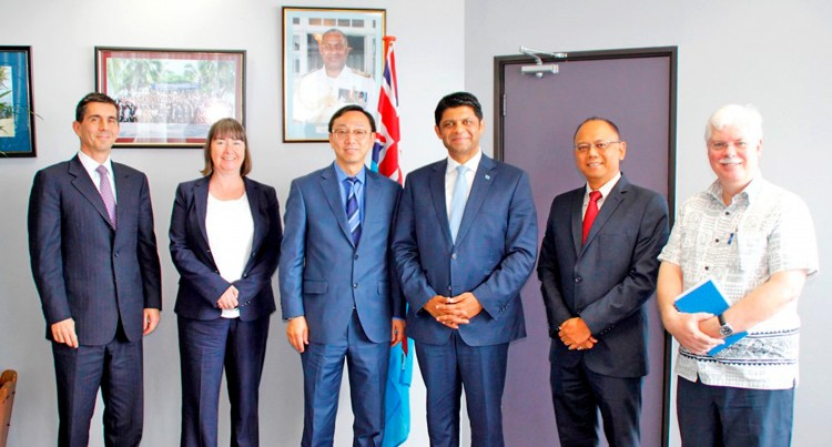 IMF Commends Fijian Government's  Cyclone Recovery Efforts