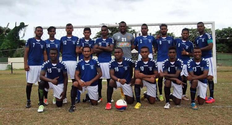 Blues FC Score Comeback Win