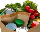 Club Provides Families With Groceries