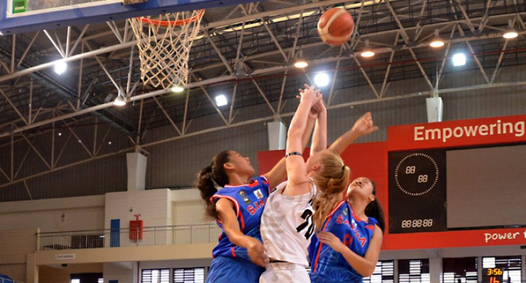 Fijian Women Win B Final