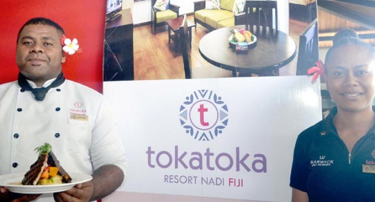 Tokatoka Resort Launches New Menus