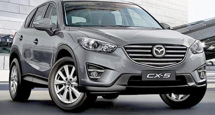 Mazda Cx-5, A Friend For Life