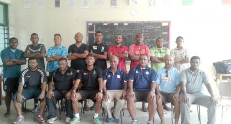 Workshop For Nasinu Officials